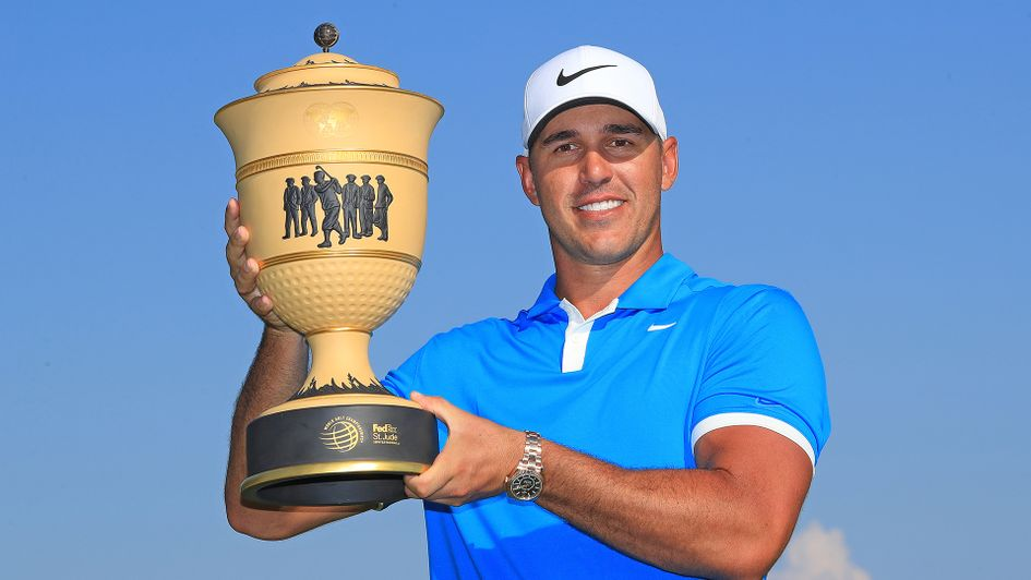 Brooks Koepka won the WGC-FedEx St Jude Invitational