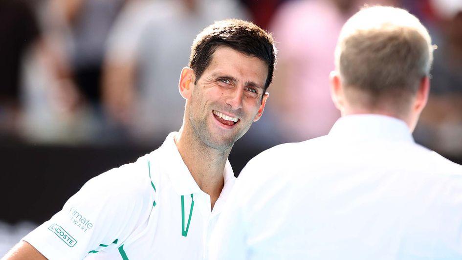Ball Boy Stars As Novak Djokovic Returns To Action In Adria Tour Event