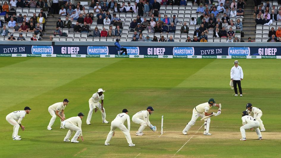 A thrilling conclusion to the second Test at Lord's