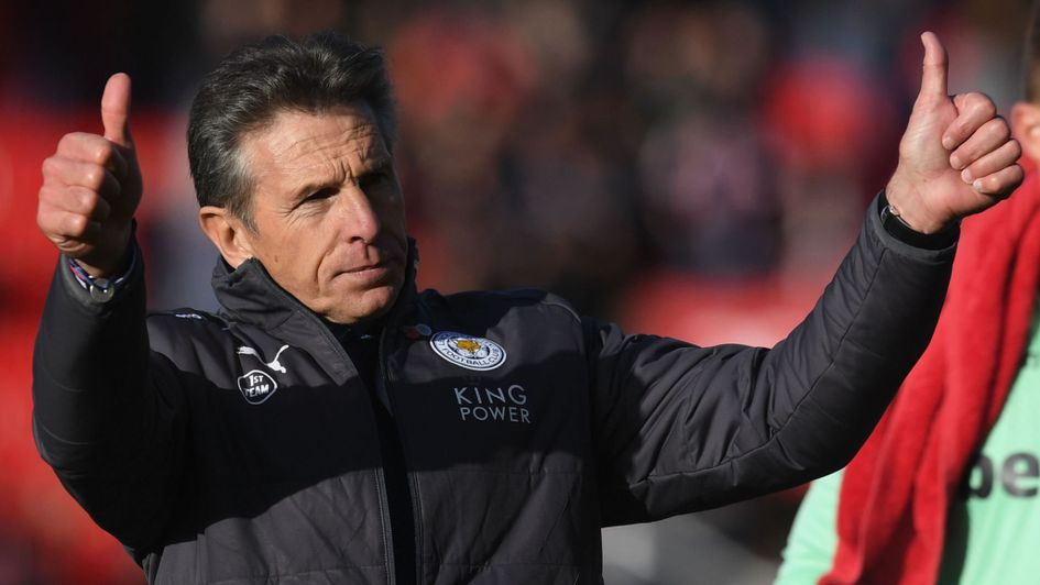 The Foxes' wily new operator Claude Puel