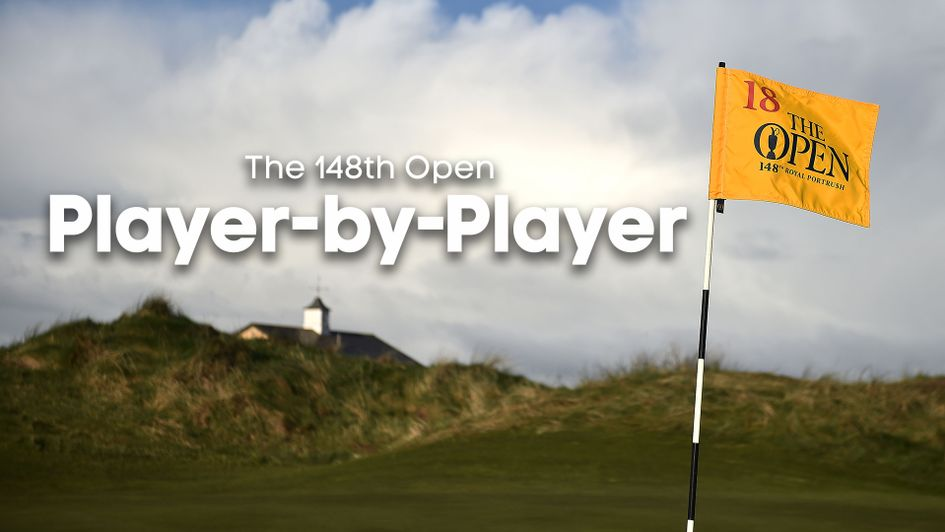 5df2a4000 The Open: Player-by-player guide to the entire field at Royal ...