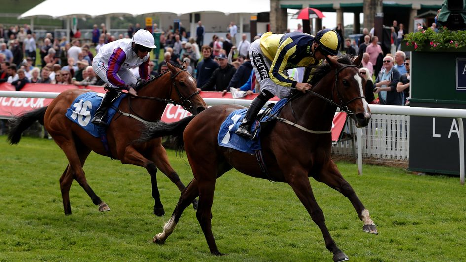 Good Vibes has the measure of Mighty Spirit at York