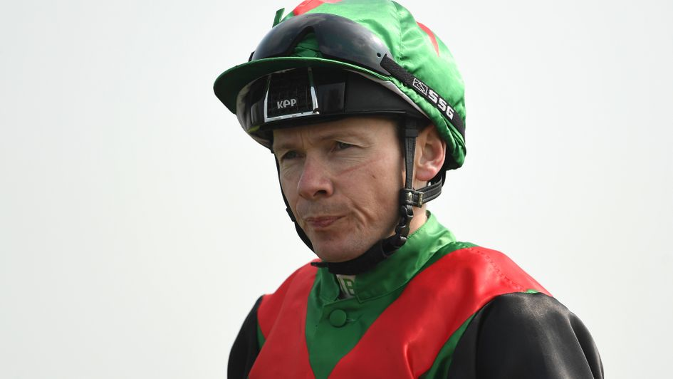 Jockey Jamie Spencer