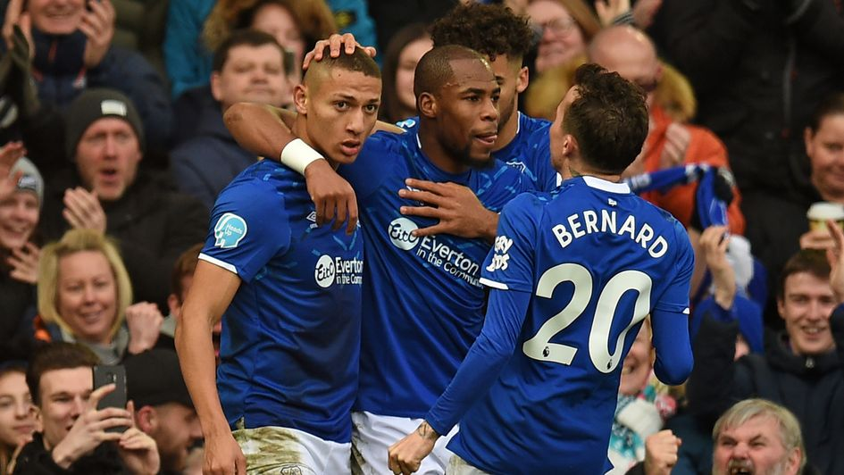 Everton 3 1 Crystal Palace Richarlison Helps Carlo Ancelotti S Side Into Contention For Europe