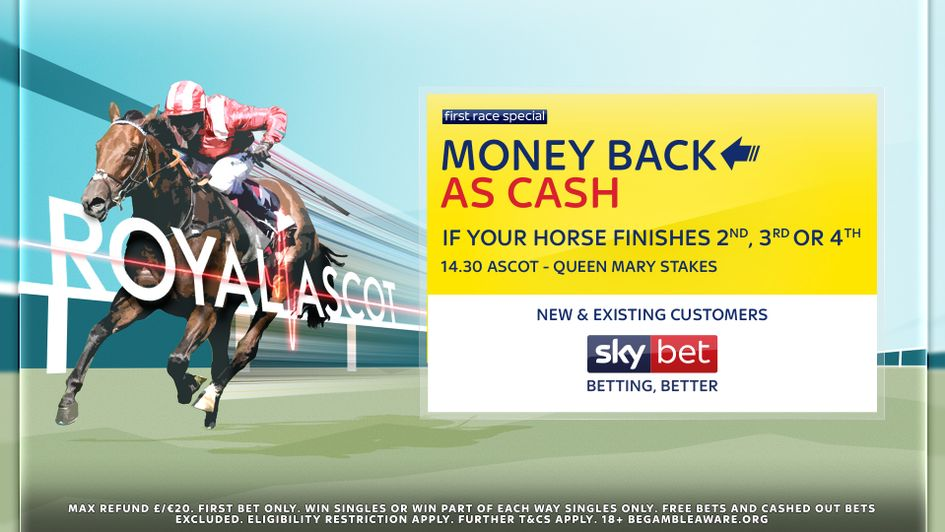 Sky Bet Queen Mary Stakes offer