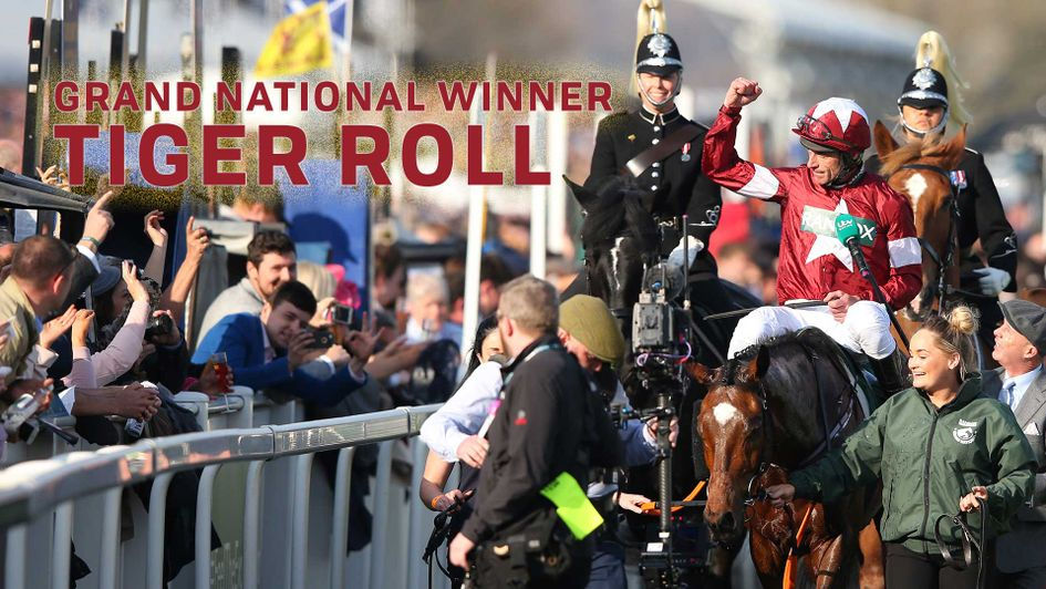 68e37b947 Grand National day blog as Tiger Roll wins for Gordon Elliott at ...