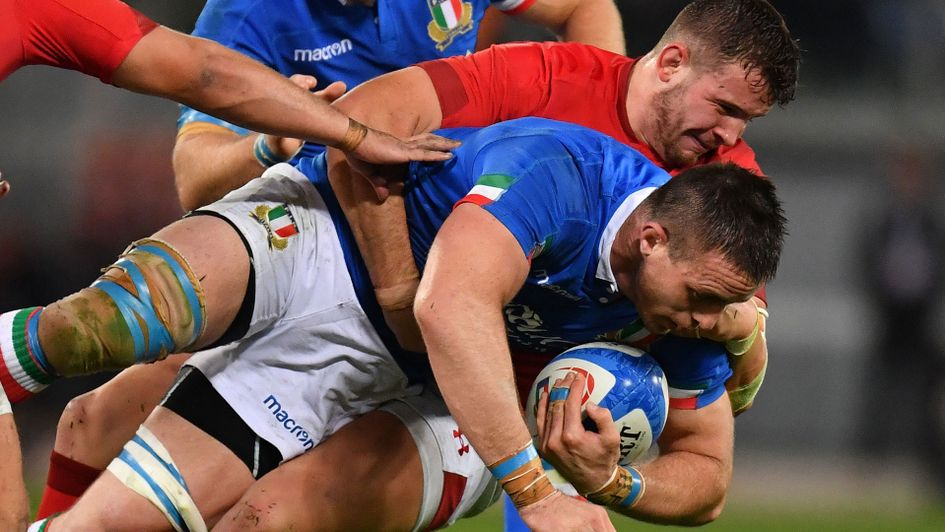 Italy have now lost 19 straight Six Nations games, a record