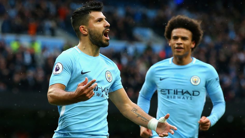 Image result for aguero carabao cup