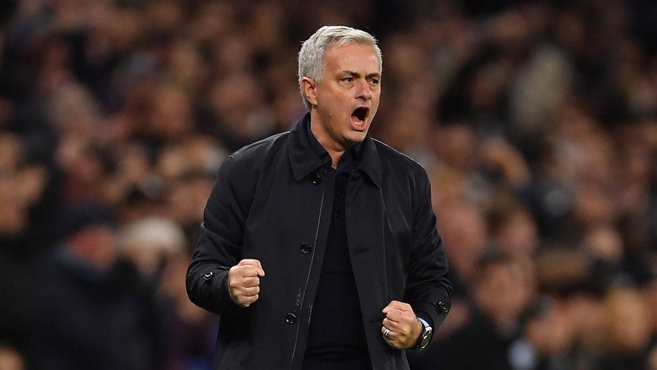 Jose Mourinho: Two from two as Tottenham boss so far