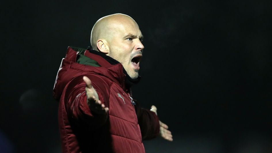 Freddie Ljungberg has been a part of the Arsenal coaching staff