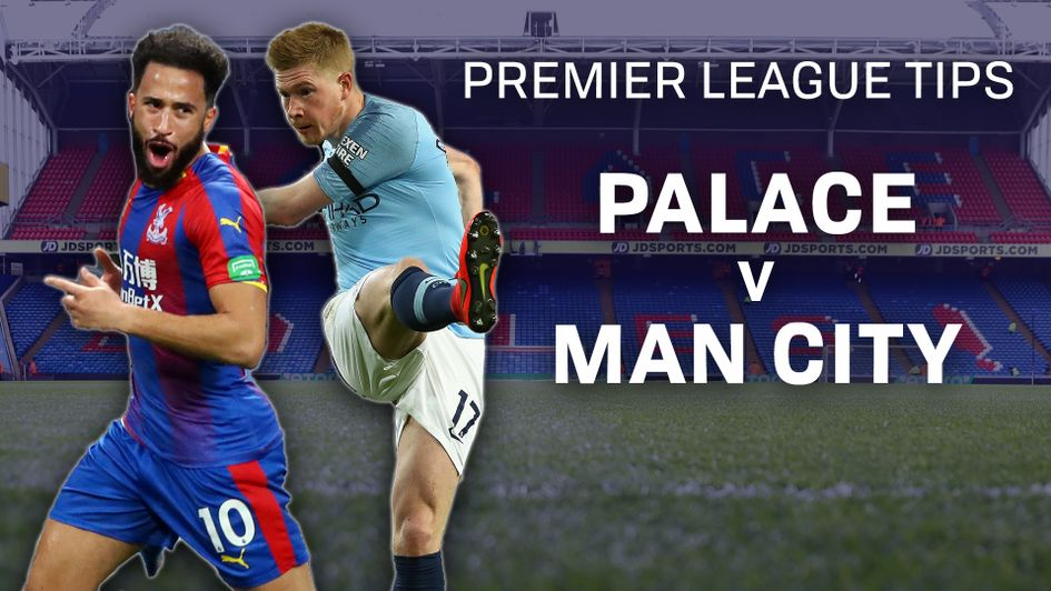 Sporting Life's preview package for Crystal Palace v Man City