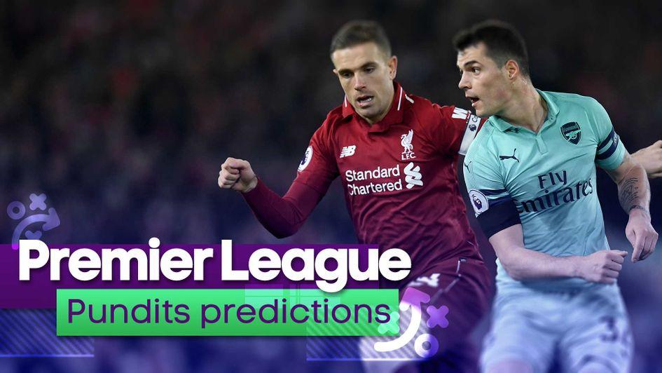 Liverpool v Arsenal pundits prediction: Phil Thompson and