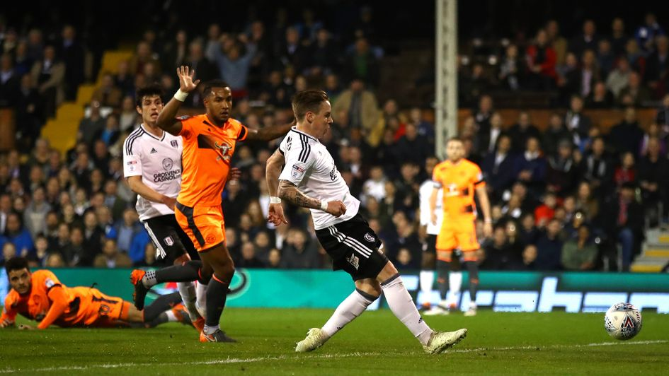 Stefan Johansen is backed to strike for Fulham against Derby