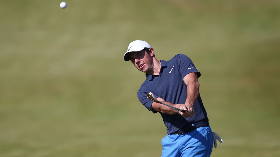 Rory McIlory - no excuses at Irish Open