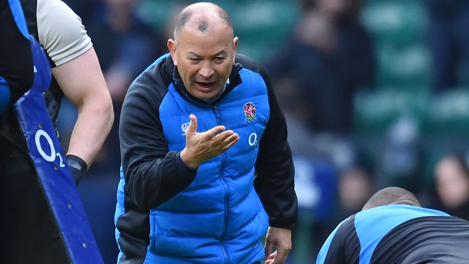 Eddie Jones' England have now won six of their last seven matches