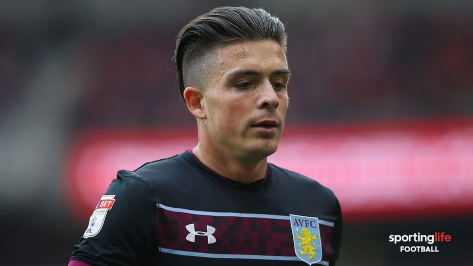 Jack Grealish is expected to leave Aston Villa
