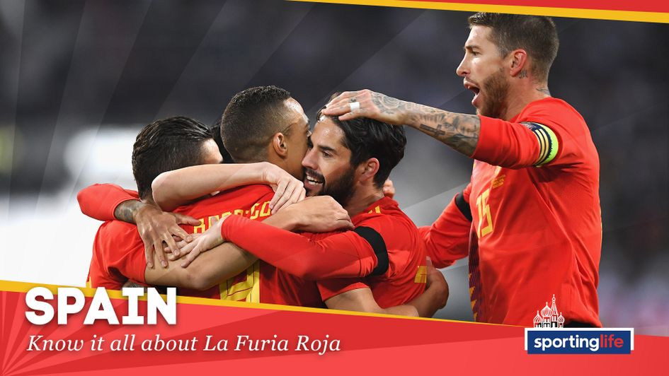 All you need to know about Spain ahead of the World Cup in Russia