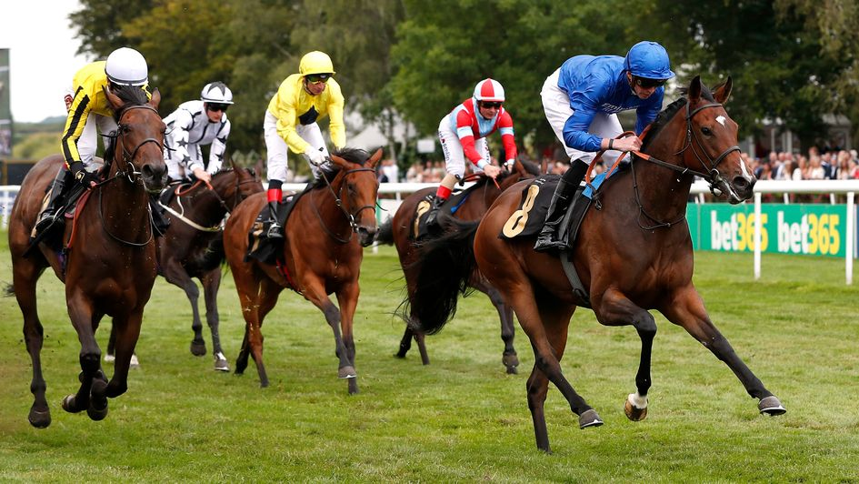 Light Blush wins at Newmarket