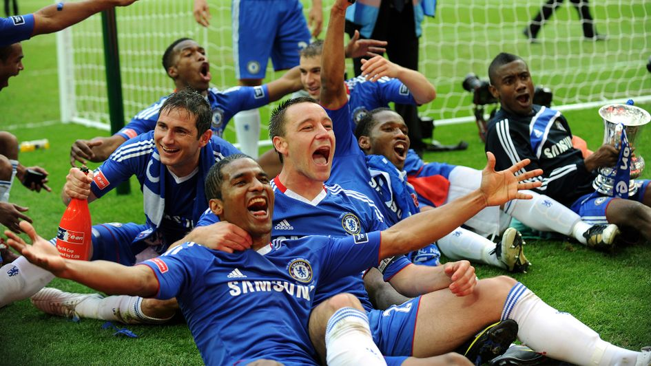 2010: Chelsea 1 Portsmouth 0