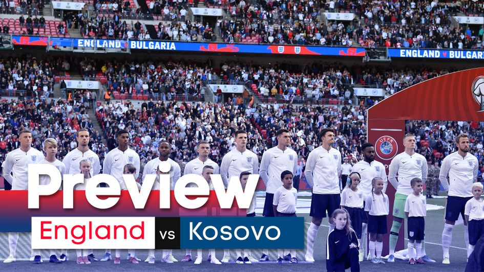 We take preview England's Euro 2020 qualifier with Kosovo