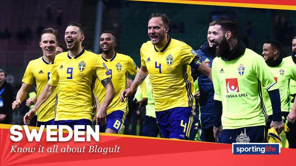 All you need to know about Sweden ahead of the World Cup