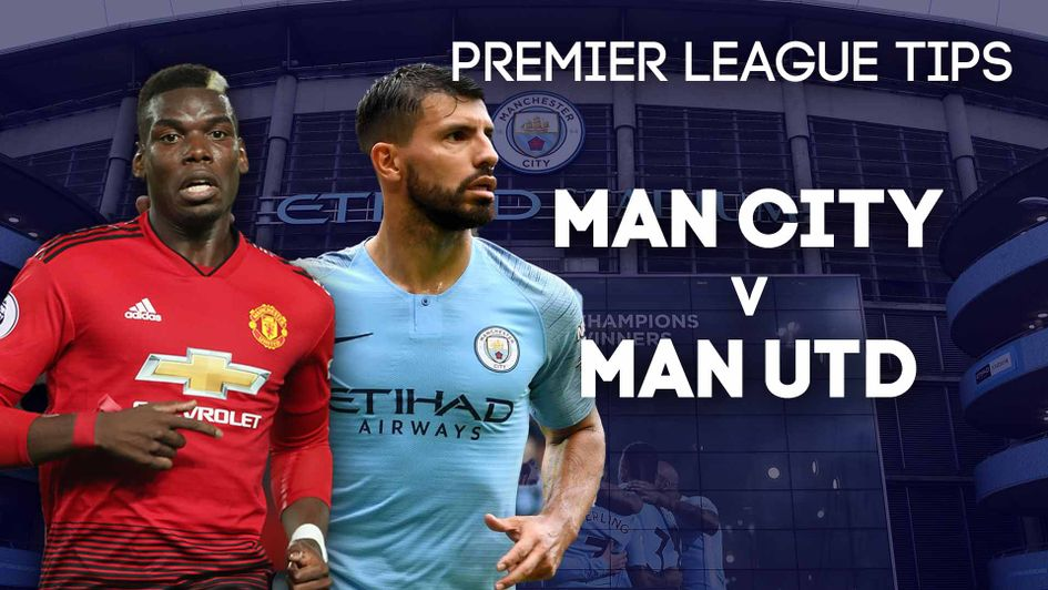 Our best bets for Manchester City v Manchester United