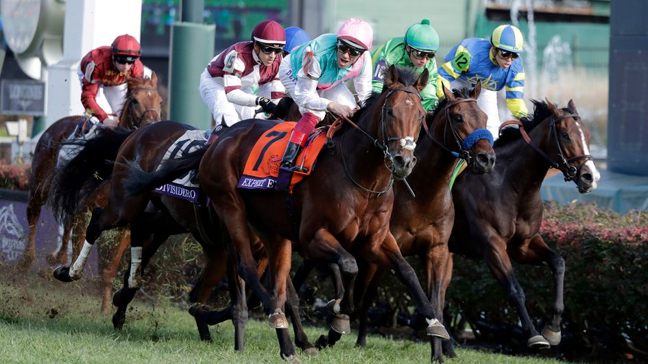 Expert Eye Wins The Breeders Cup Mile For Sir Michael Stoute And