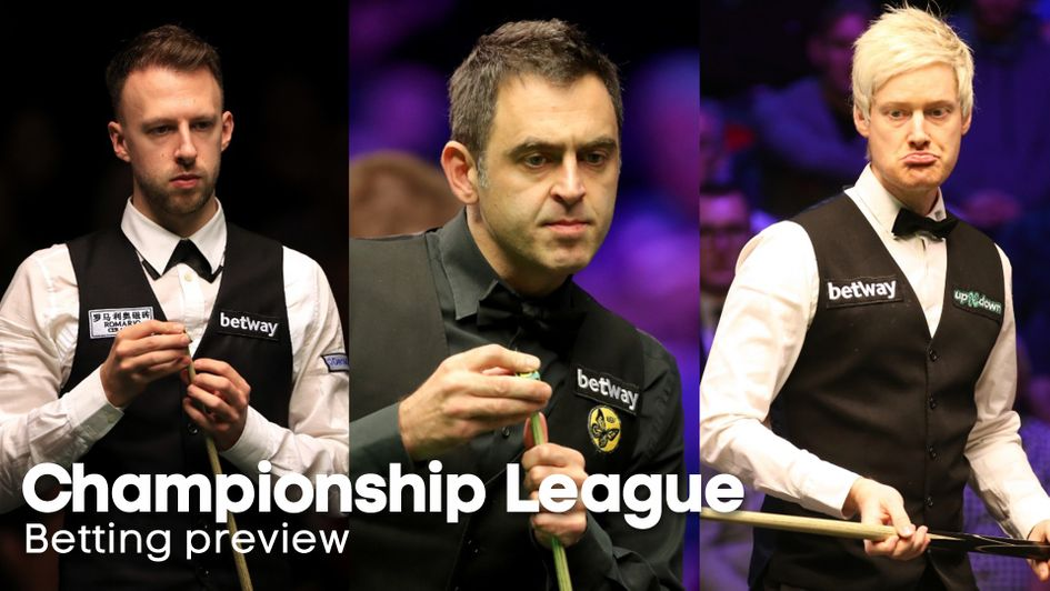 Championship league snooker betting tips bettingen camping food