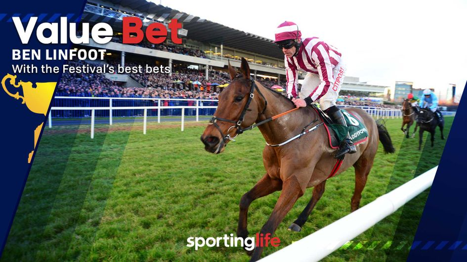 Ben Linfoot's Value Bet: Free racing tips for day one of the