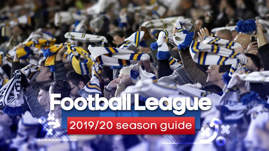 Our big season guide for the 2019/20 Sky Bet EFL campaign