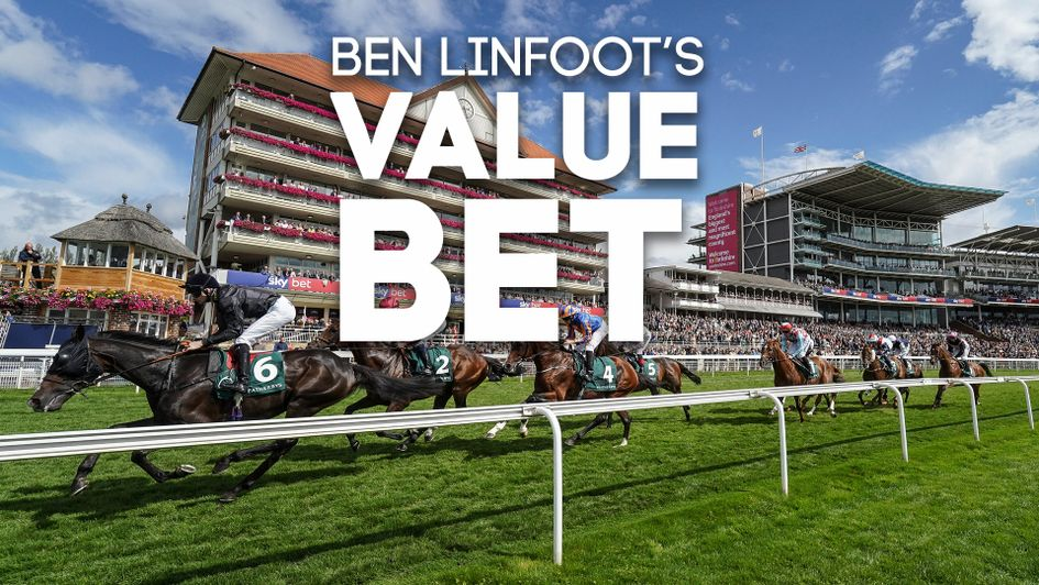 Ben Linfoot's Value Bet: Free racing tips for York and Sandown on