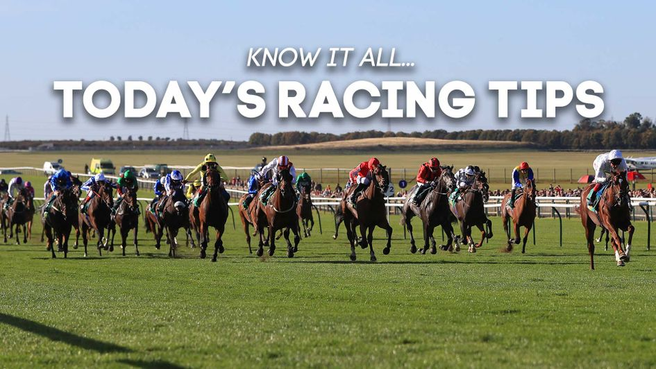 We preview today's horse racing action