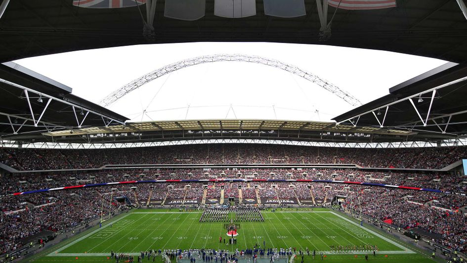 The NFL returns to Wembley again this autumn