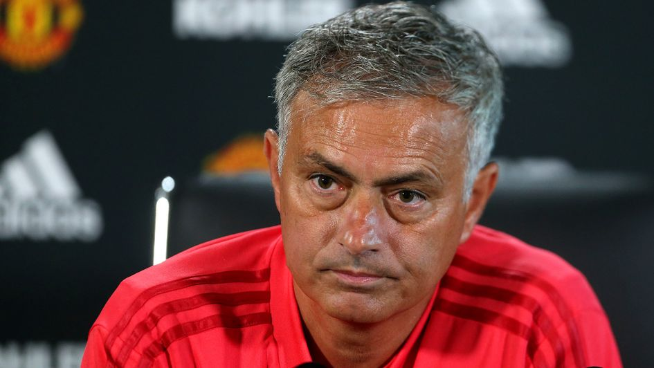 Jose Mourinho: 'It's time to stop thinking about the market'