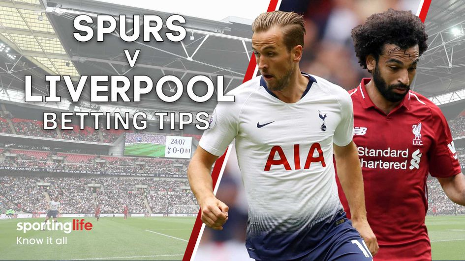 Tottenham take on Liverpool in Saturday's early game