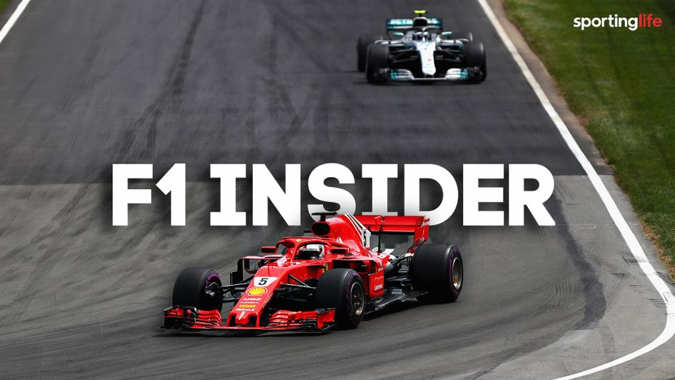 Our F1 Insider is back
