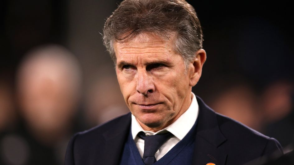 Claude Puel: Sacked by Leicester City