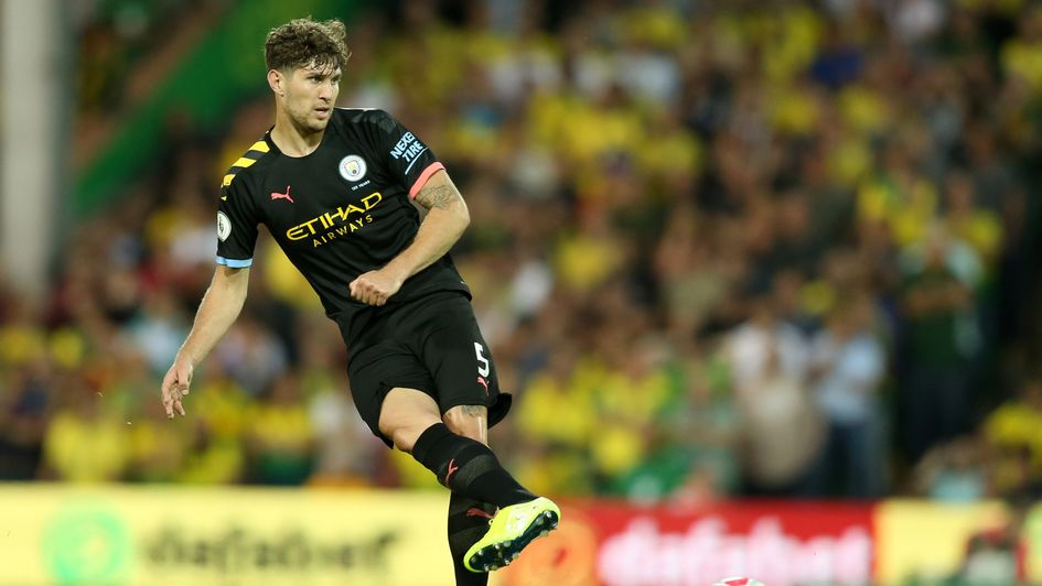 John Stones: More injury woes for the Manchester City defender