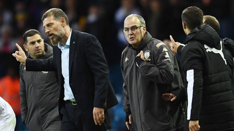 West Brom v Leeds United: Slaven Bilic emphasises importance of ...