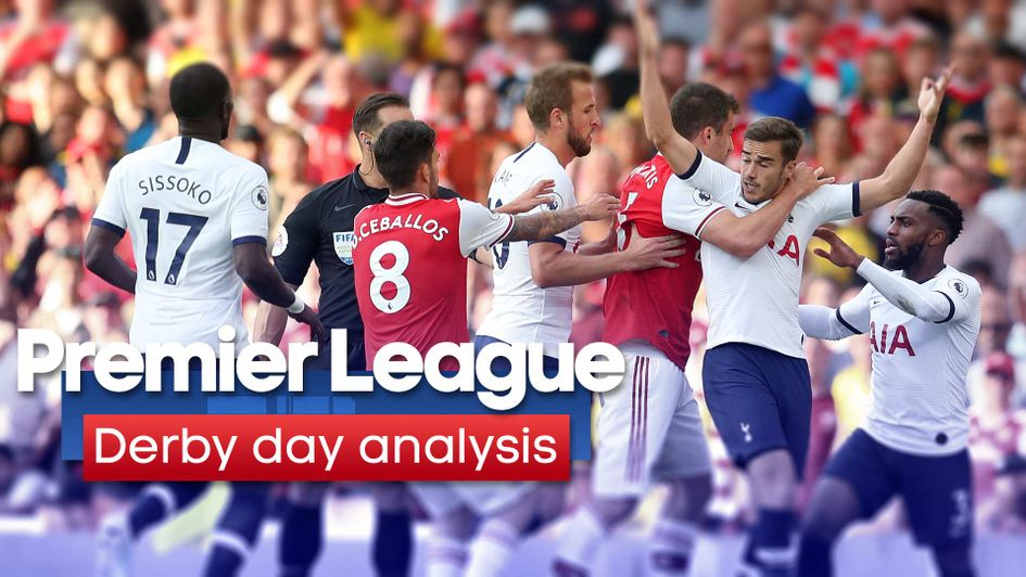 Premier League analysis: Alex Keble looks at the fallout from a pulsating north London derby