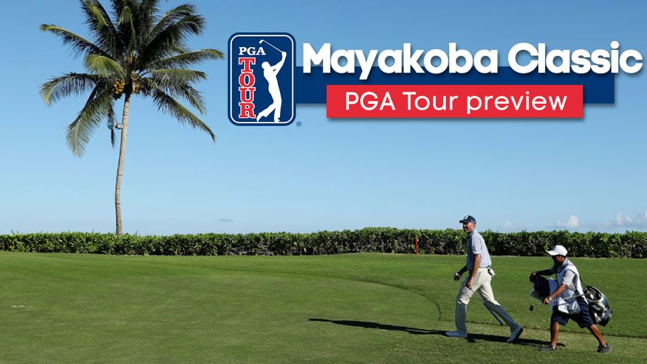 We have six selections for the Mayakoba Classic