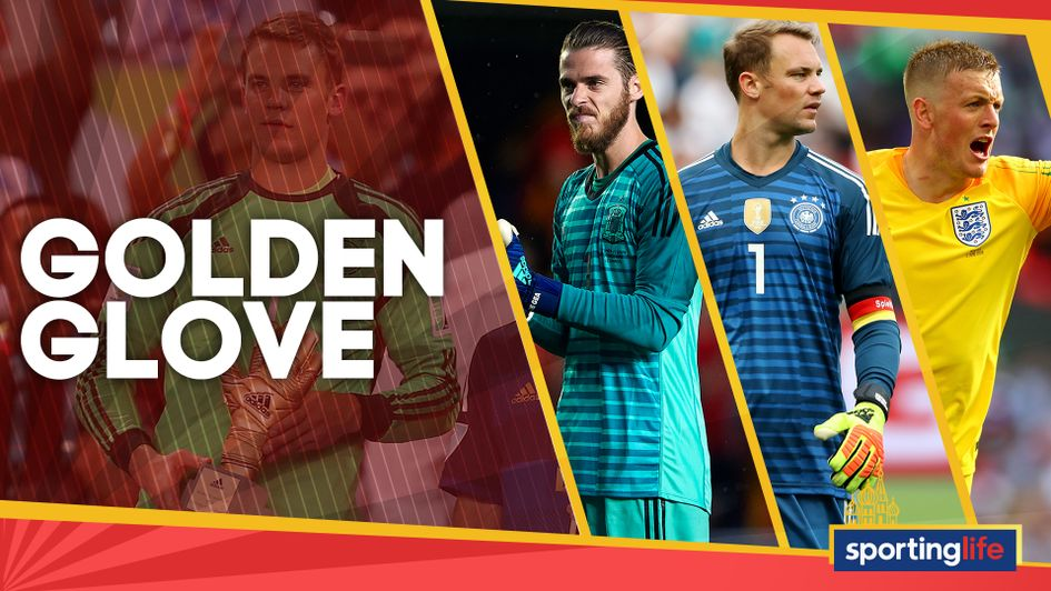 70e24b6a8d3b World Cup 2018 Golden Glove: The leading candidates to win the ...