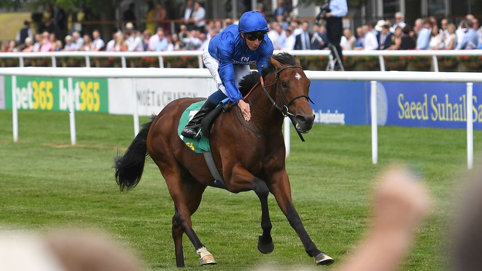 Quorto wins under William Buick