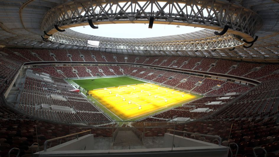 Luzhniki Stadium: The main venue for the 2018 World Cup finals, it will host the first and last match