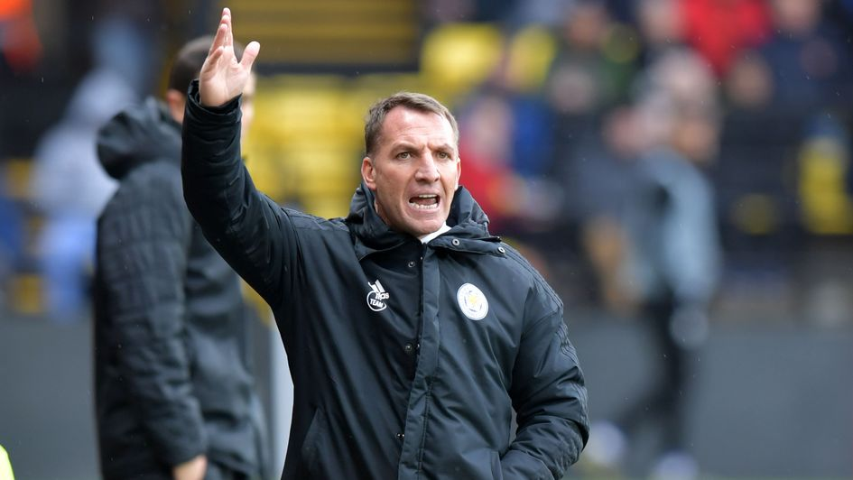 Brendan Rodgers: Back in the Premier League with Leicester