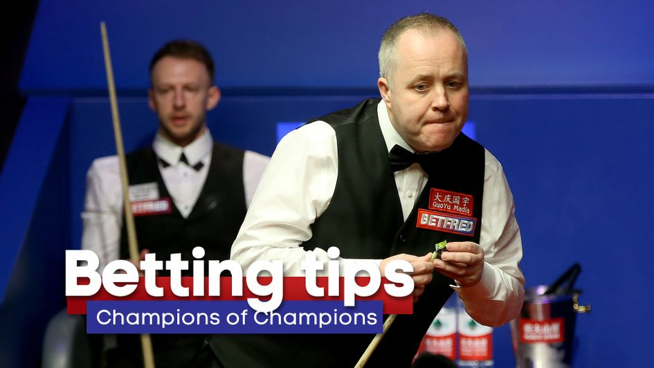 Champion of champions snooker betting tips live mlb betting trends