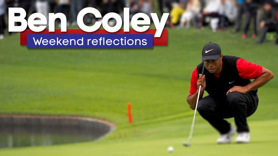 Our golf expert reflects on the weekend