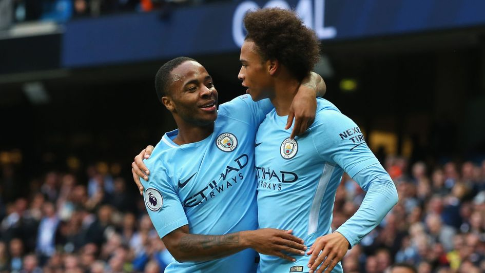 Manchester City have been in stunning form