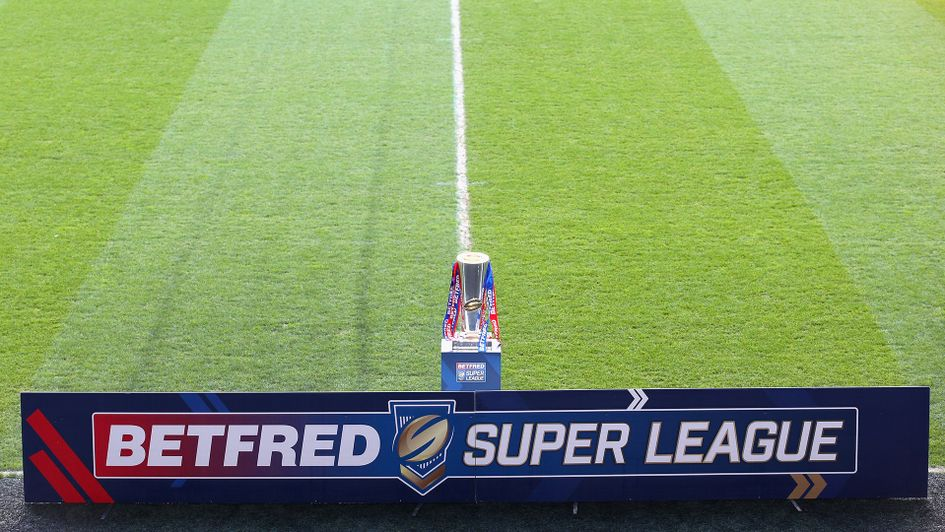 Betfred Super League 2018