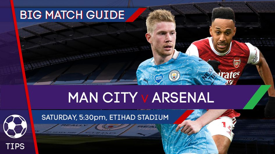 Man city v arsenal betting preview kelly criterion sports betting